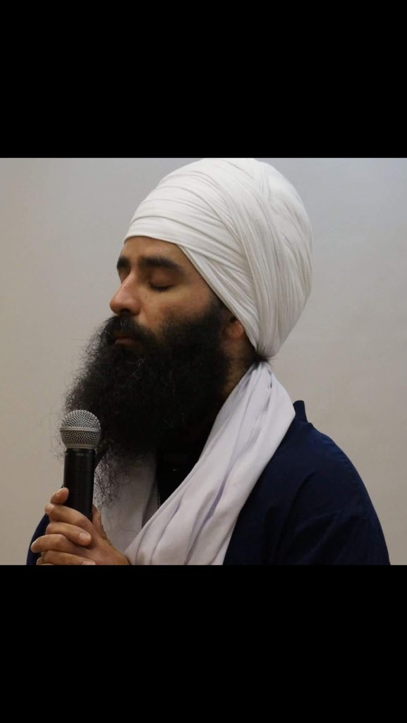 One year on RIP Bhai JagrajSingh  Bhai Jagraj Singh was an exceptional visionary who inspired thousands of People into Sikhi Worldwide.  His legacy lives on @everythings_13 @SikhPA