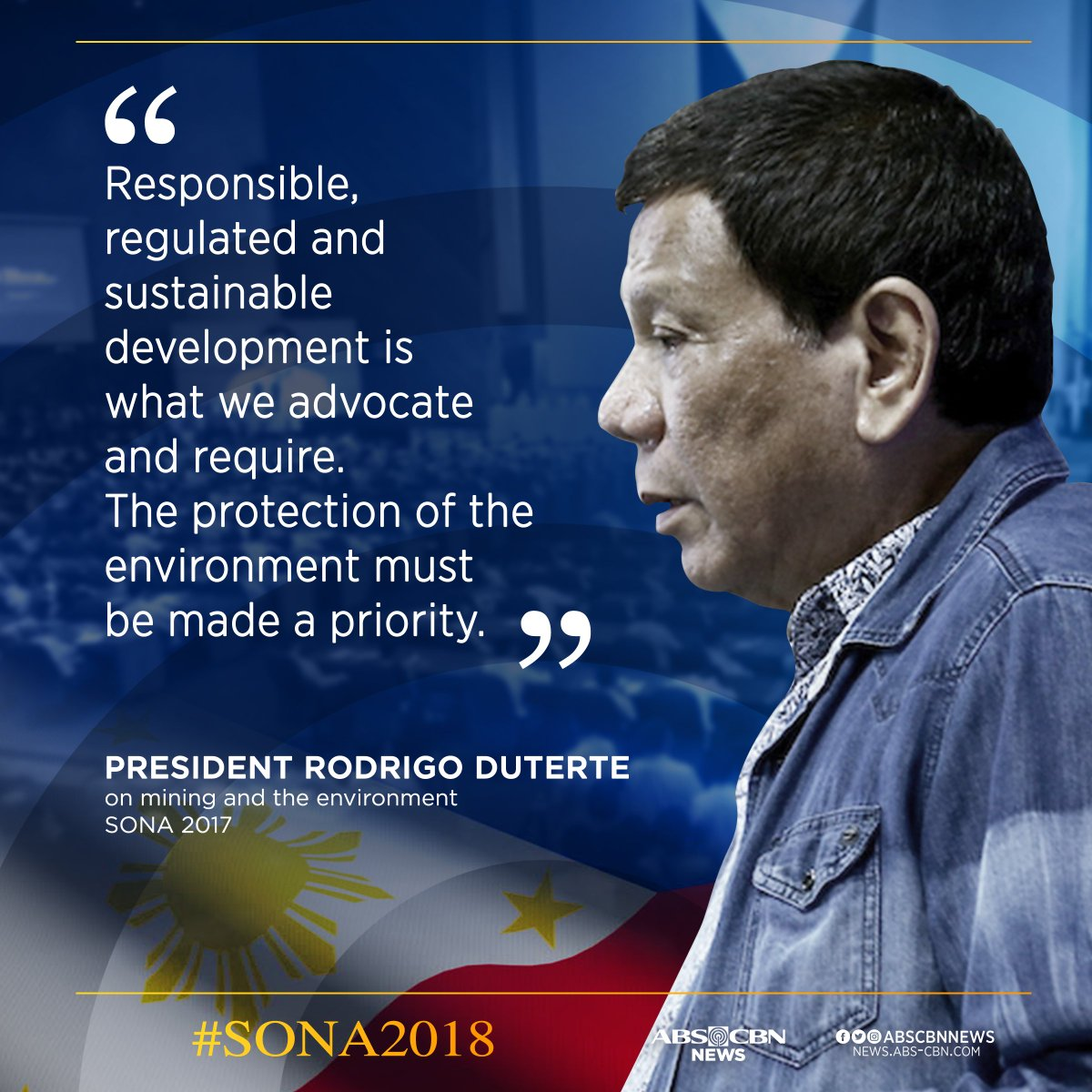 For #SONA2018, what do you expect to hear from the President regarding mining and the environment? https://t.co/tbm55zfwU8