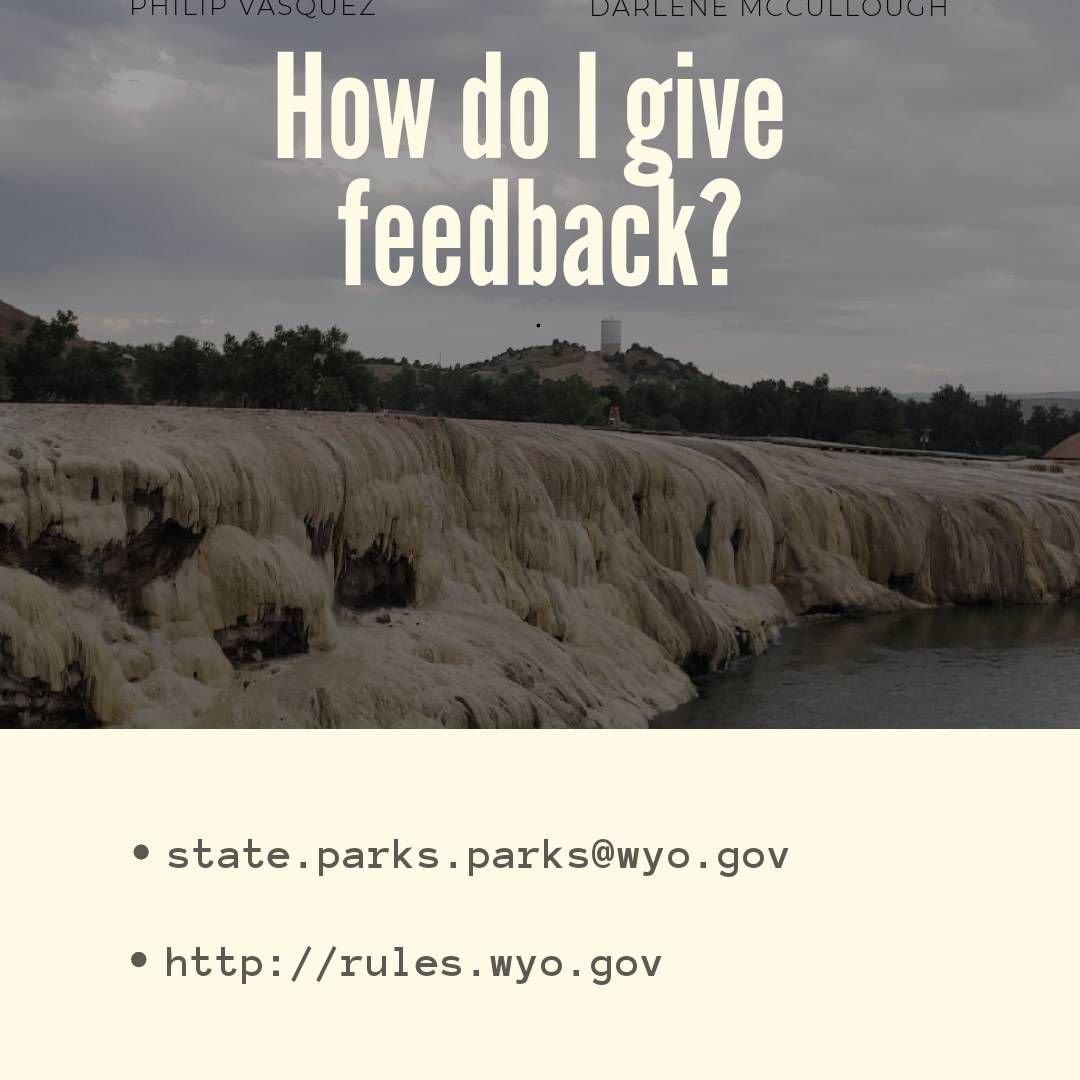 Wyoming State Parks on Twitter: