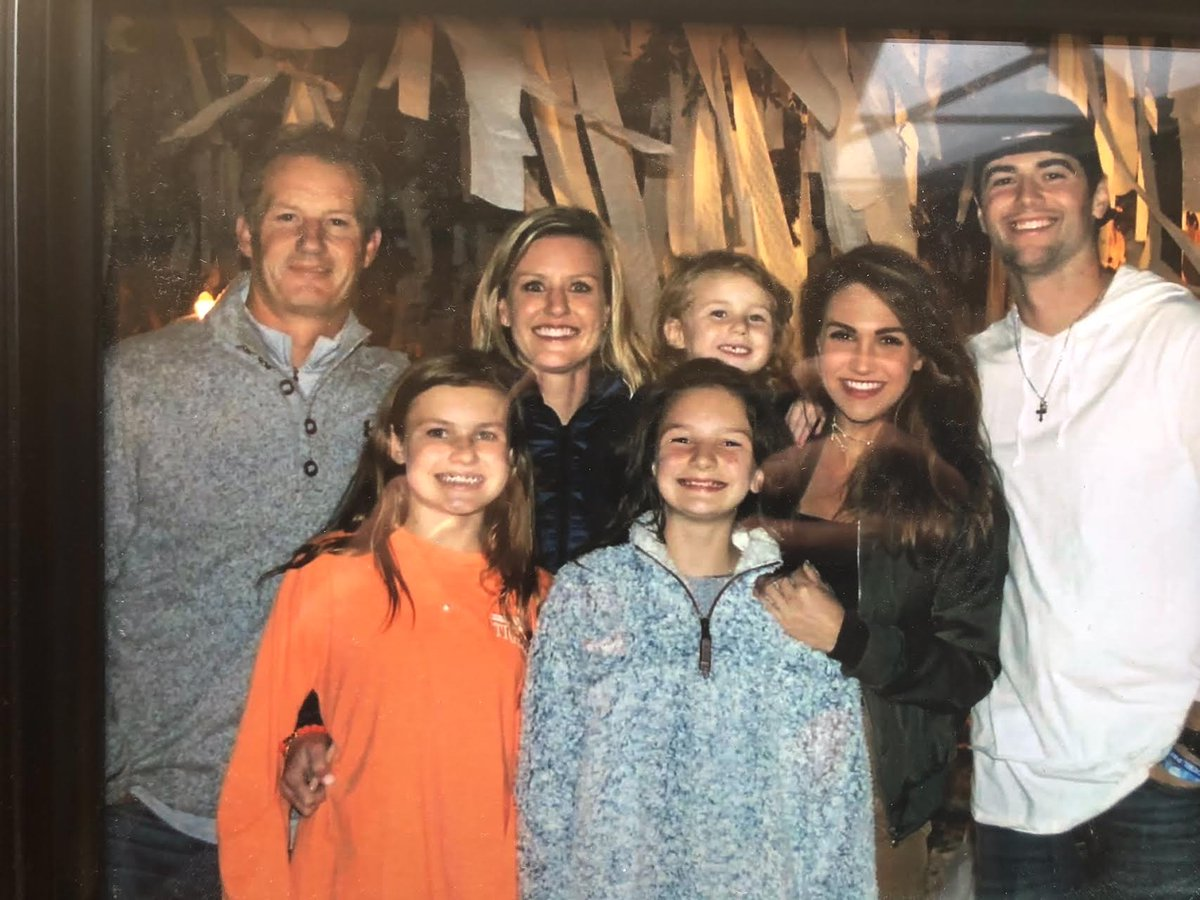 Ross Dellenger On Twitter Here S Jarrett Stidham And His Now Fiance With The Copelands In Toomer S Corner After Auburn Beat Bama The Copelands Helped Raise Him Taught Him How To Hunt Bull Elk
