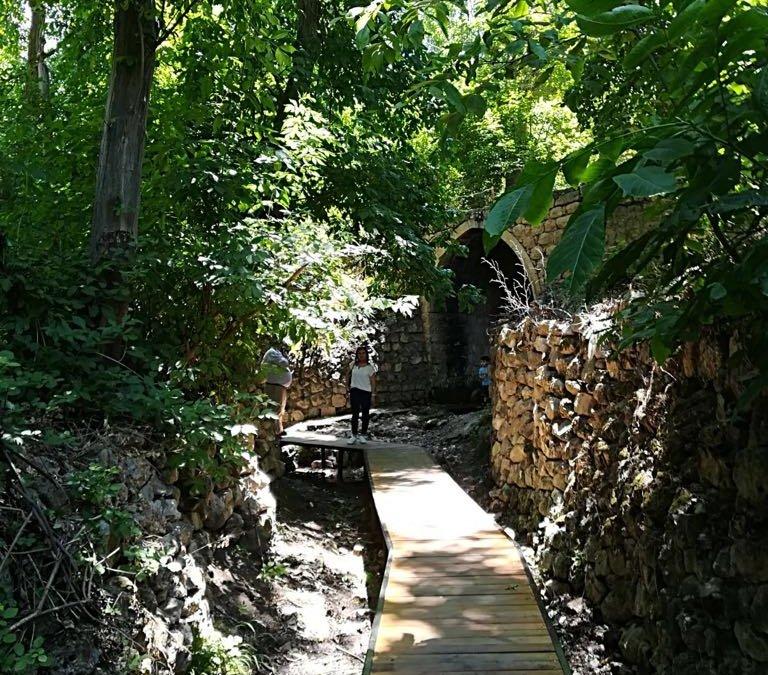 Savur Bahçeleri Yürüyüş Yolu Projesi ile ilgili görsel sonucu