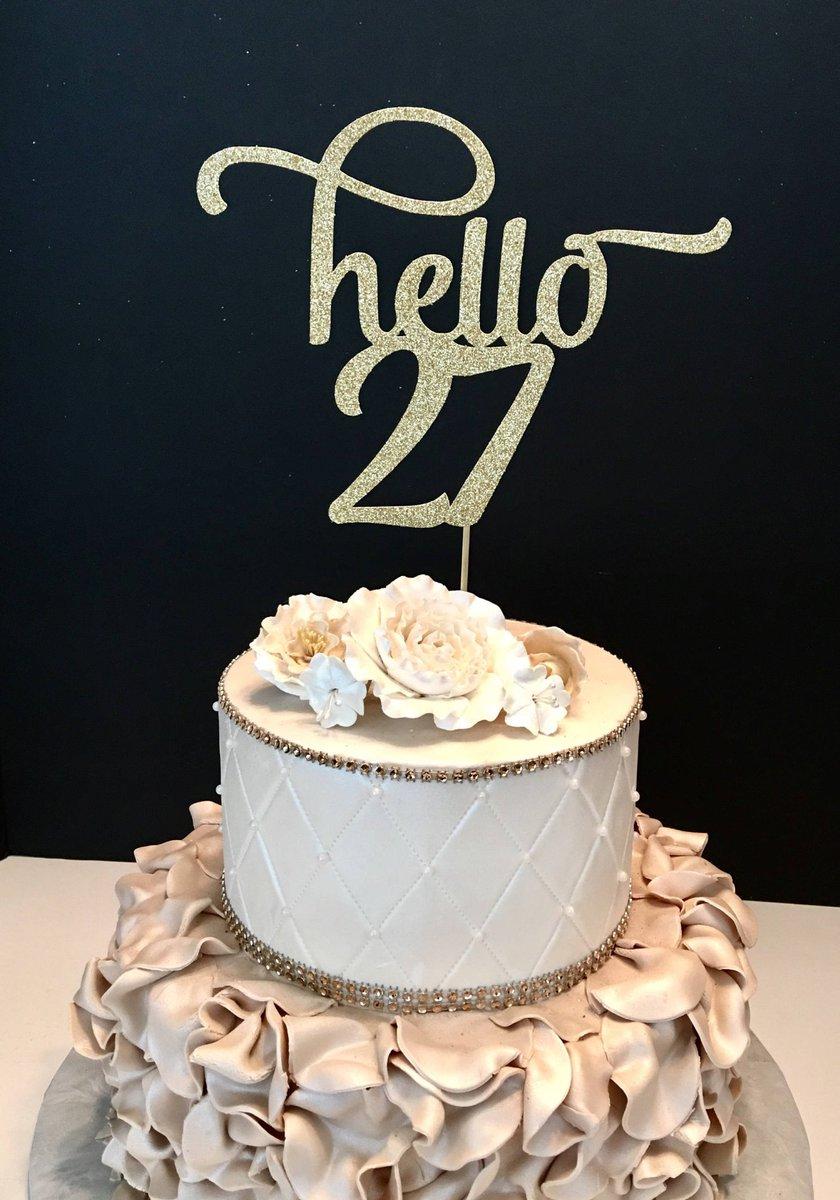 Поздравление в день рождения девушке на 27 лет