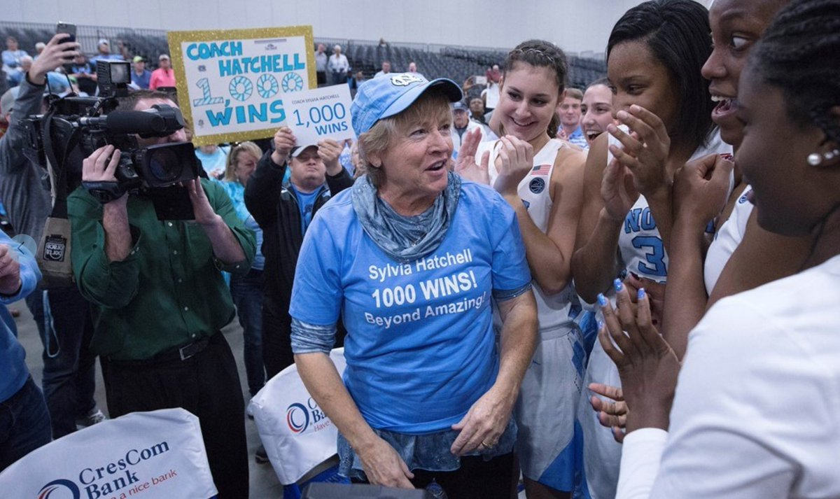 Carolina has a long history of winning athletics. Behind these great teams and titles are the dedicated coaches who led the way ➡️ https://t.co/M1P8qKA3No https://t.co/ZAFWvm4zT0