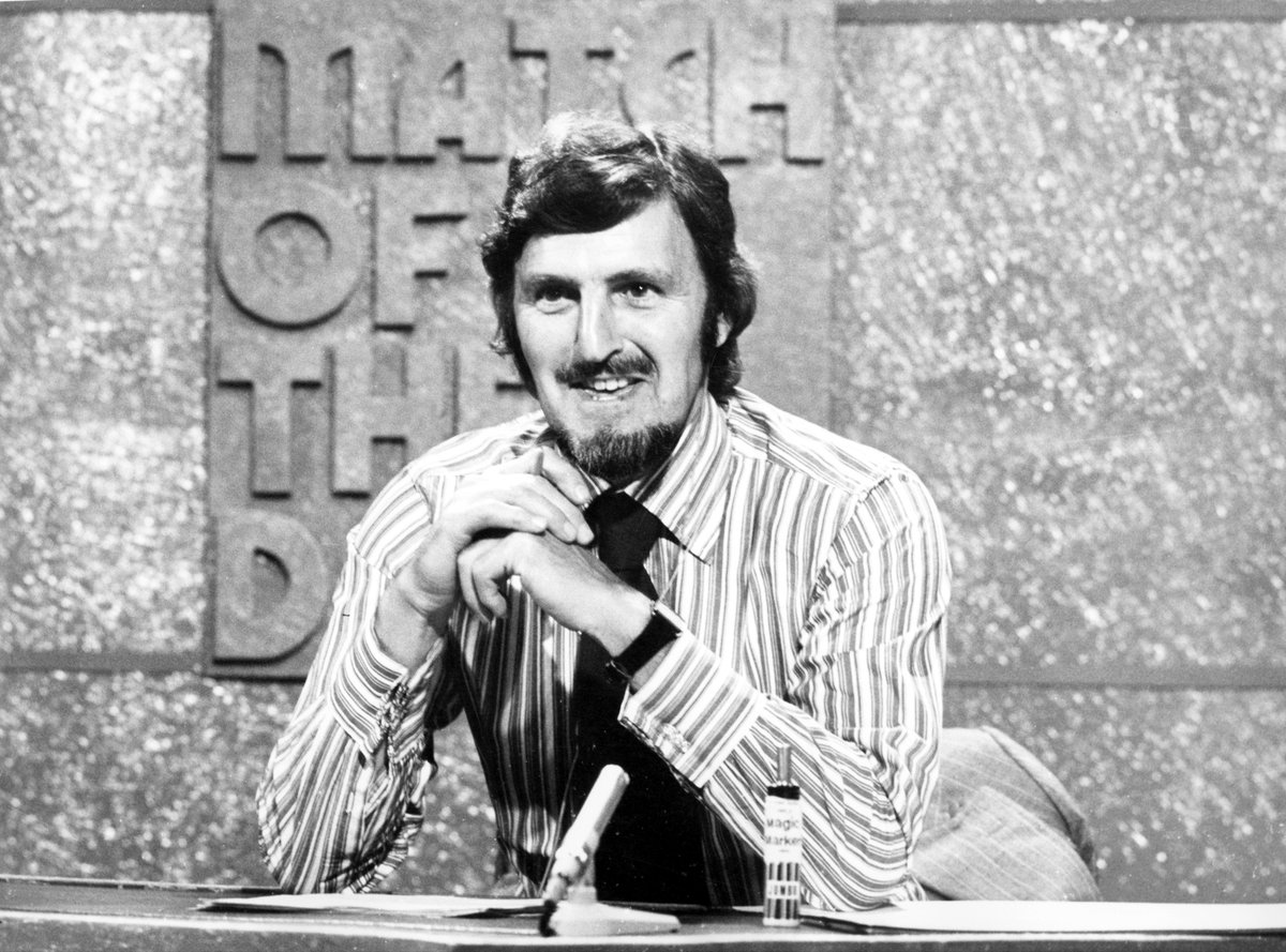 #OnThisDay 1928: Footballer, manager, and Match of the Day presenter Jimmy Hill was born in Balham, London.
