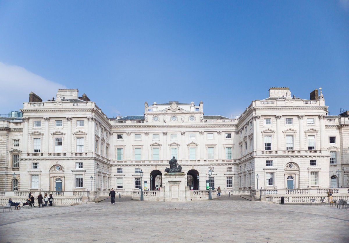 #Didyouknow that the @CourtauldGall is home to a world-famous art collection including masterpieces by Monet & Van Gogh? 💛 Hurry! It's your last chance to see it before it closes for a 2 year refurb this Sept. 👉 goo.gl/69A4uD
