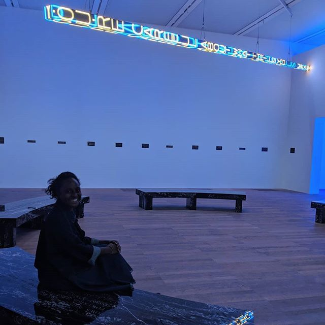 This is my friend Zoe. Not only is killing it at the @tate but she will be working with the British Pavilion on the 2019 Venice Biennale. Oh, and of course she&#39;s not just Zoe but Dr. Zoe. I can&#39;t think about Dr. Zoe and not think about Alma Thomas&#39;s quot…  https:// ift.tt/2mxKAoc  &nbsp;  <br>http://pic.twitter.com/iFixI7JQdm