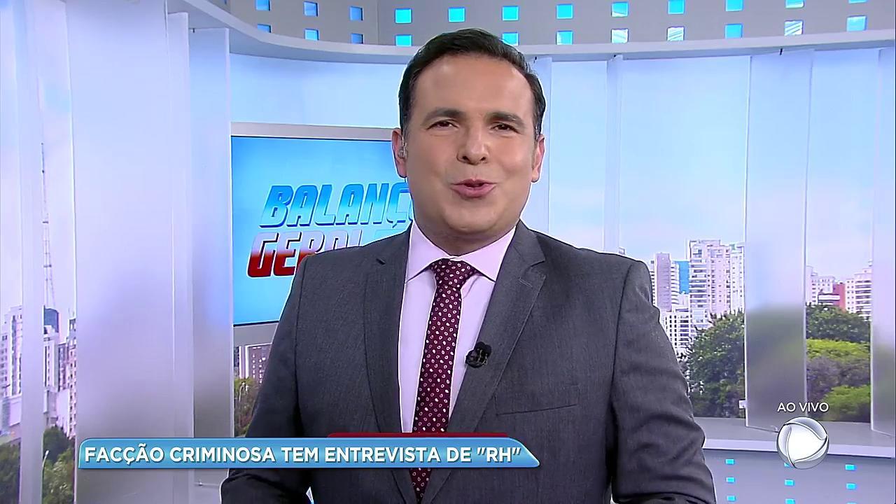 Maior facção criminosa do Brasil tem entrevista de RH para novas integrantes #BalançoGeral https://t.co/NjU0bUIpRq https://t.co/qTC4SSTRW3