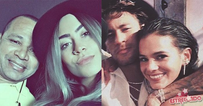 Pai e irmã de Neymar falam sobre o namoro do jogador com Bruna Marquezine https://t.co/y59xkKOTMq