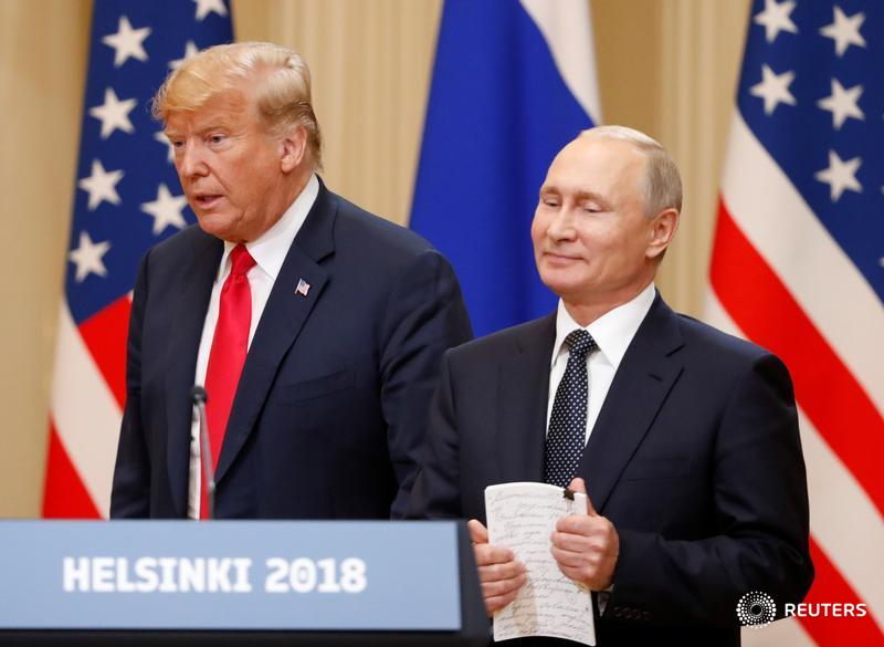 #Trump invites Putin to Washington despite U.S. uproar over Helsinki summit https://t.co/fJFt4ZVkMF https://t.co/7qzqhnfYt9