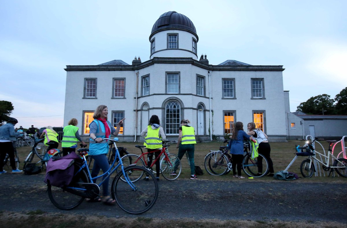test Twitter Media - Some more photos from last night's @festofcuriosity Night Cycle to DIAS  Dunsink Observatory @DunsinkObs for summer night stargazing with  #DIASDublin @blackrockcastle @dublincycling https://t.co/9ugFXv2nMK   #curiousdublin #Ireland #DIASDiscovers https://t.co/efnE2iyUqv