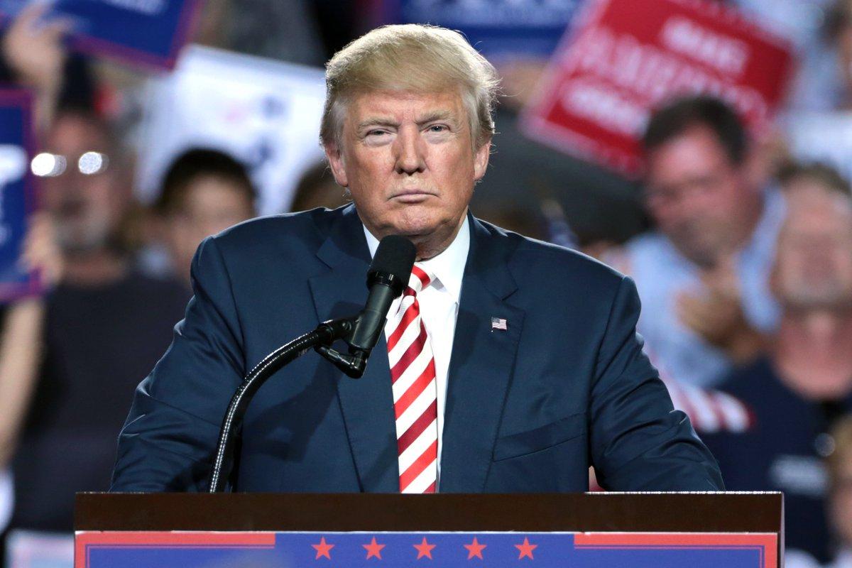 Estamos 'prontos' a impor tarifa sobre todas as importações da China, diz Trump https://t.co/CjWDnkghYZ