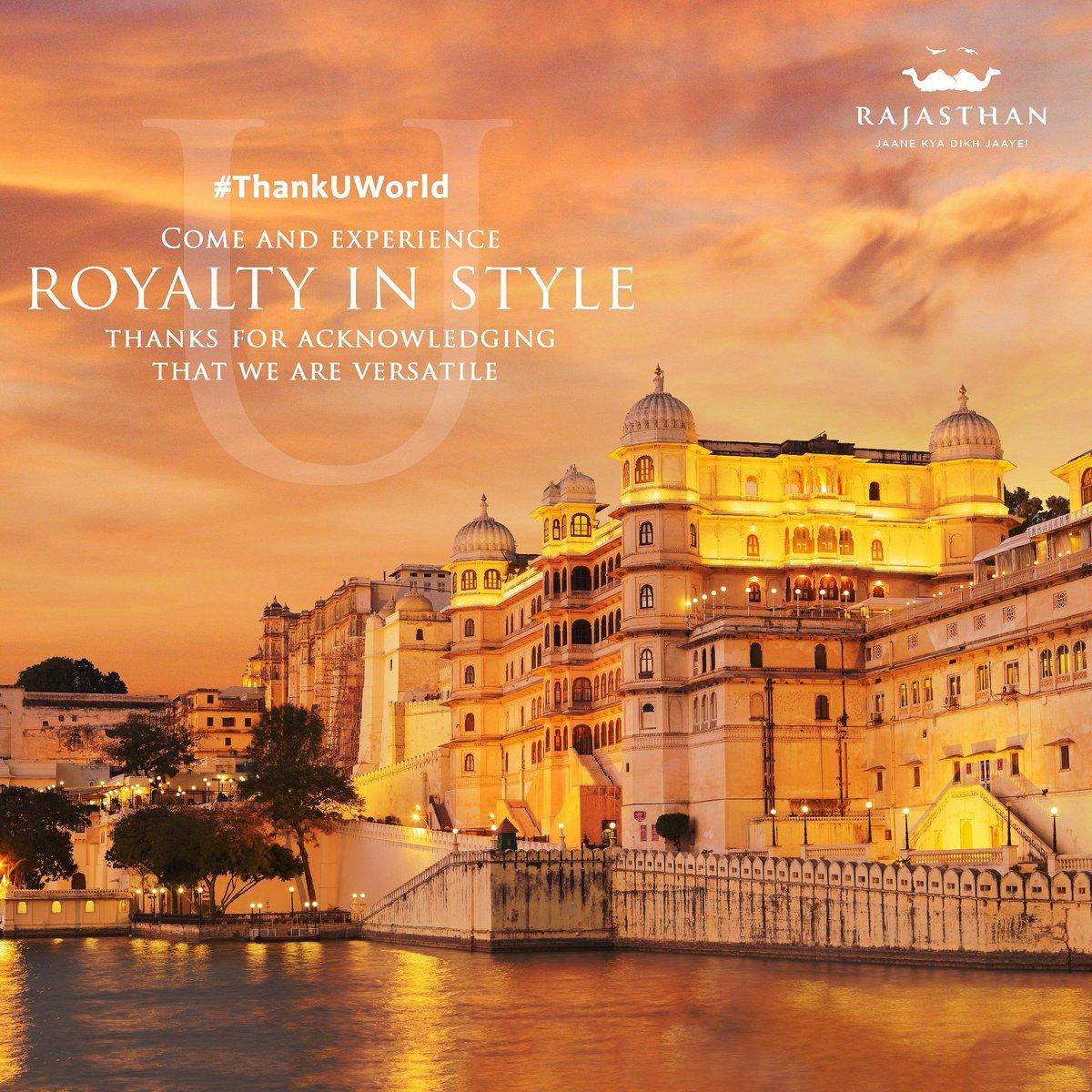 Rajasthan Tourism (@my_rajasthan)