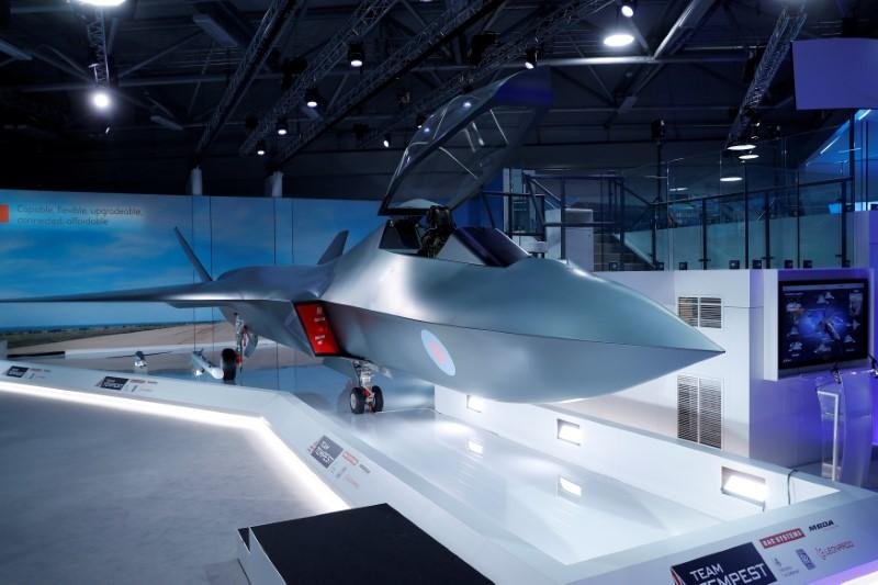 Boeing would be 'thrilled' with role on new UK fighter-defence CEO https://t.co/JIIV5voX4y https://t.co/joGpnKbKcU