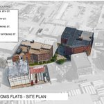 Image for the Tweet beginning: West Bottom Flats, $68M renovation