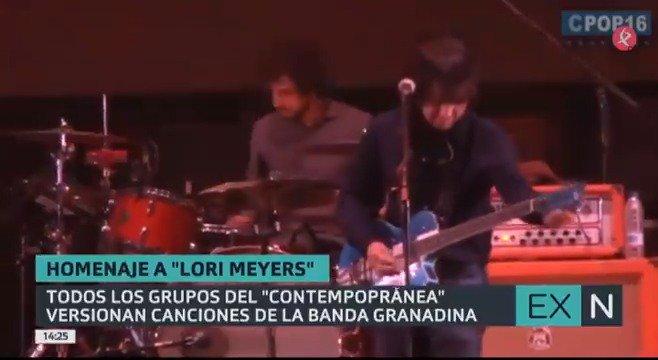 🎶Y en #Alburquerque, anoche arrancó el @contempopranea. Por la noche se subirán al escenario #LoryMeyers, homenajeados de este año, y durante el festival también actuarán los tan esperados @IZALmusic o @lahabitacionroj #EXN https://t.co/5XTAWscm3H