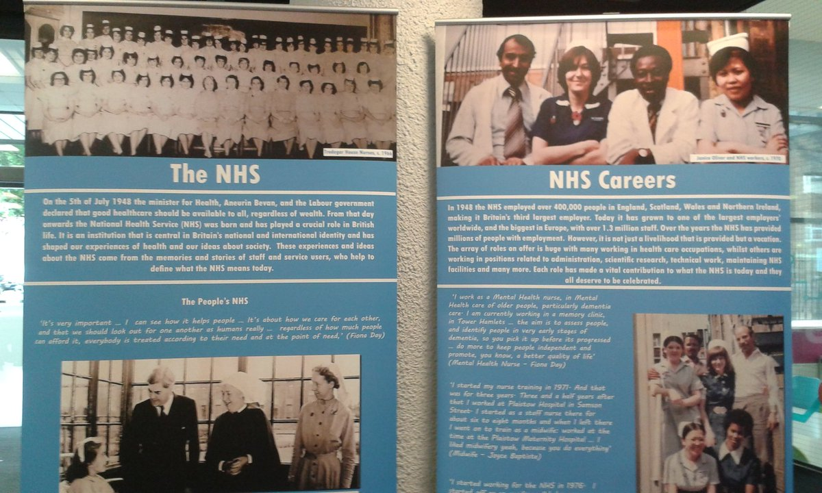 history of the national health service A lmost 68 years after its creation, the national health service's founding principles remain intact: it continues to be funded from general taxation and free at the point of use here are some.