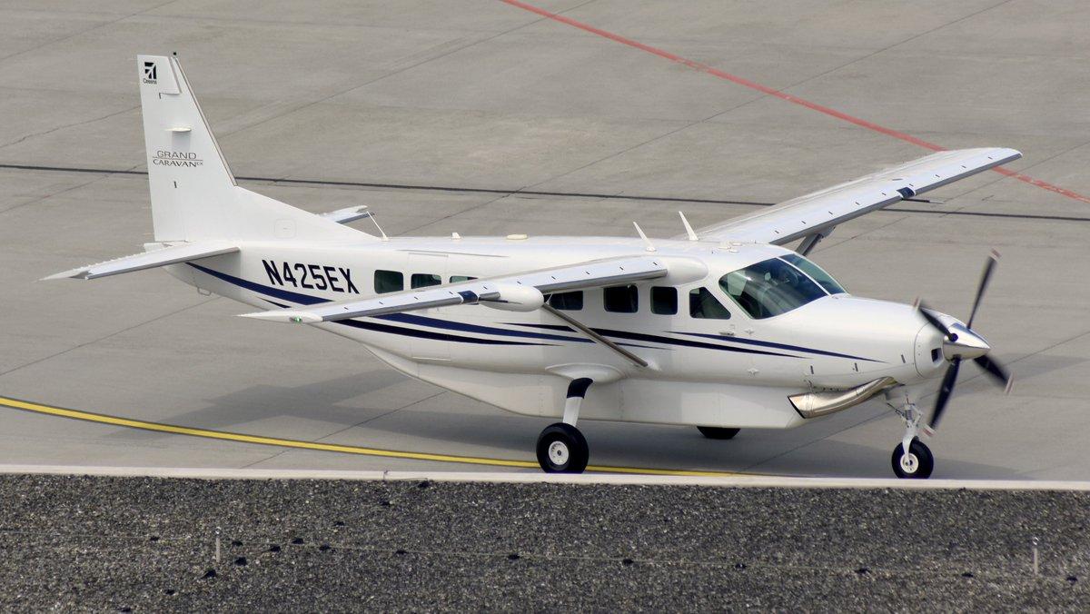 Lszh Spotter On Twitter N425ex Cessna 208b Grand Caravan Textron Aviation Inc 20 7 18 Zrh