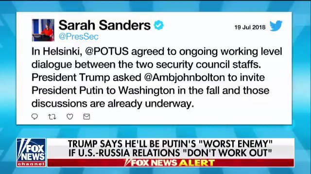 .@POTUS invites Putin for U.S. visit this fall; @kevincorke reports. https://t.co/ZDdTzLnXMW