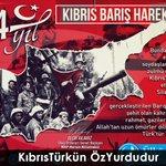 KıbrısTürkün ÖzYurdudur Twitter Photo