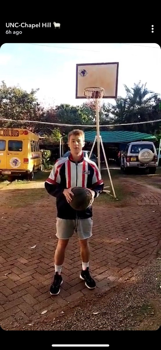 It's safe to say we love basketball. But what if the game could also support children in disadvantaged communities? 🏀🌍 Watch today's #TarHeelTakeover as #UNC student Luke Buxton showcases his summer at @Hoops4HopeUSA in Zimbabwe: https://t.co/PoTcZyZQHH https://t.co/rpYjdEn…