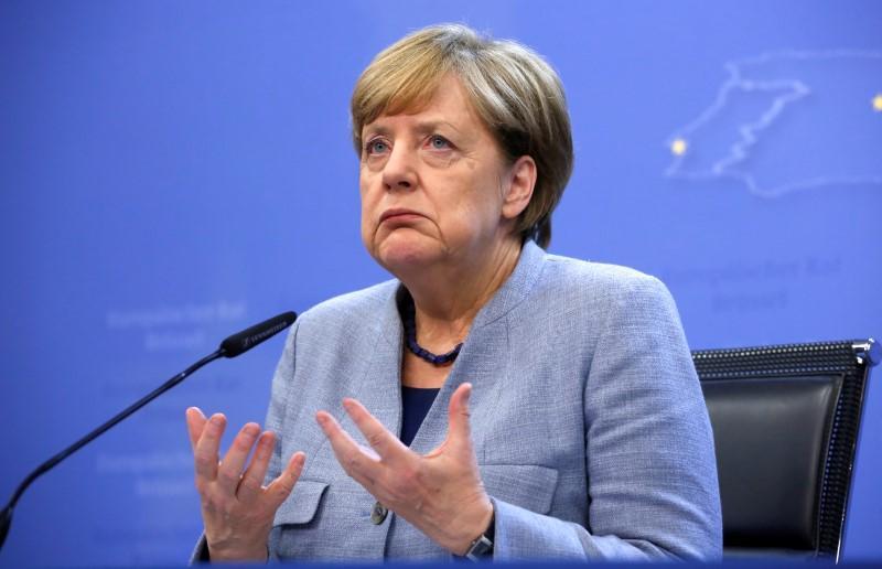 Merkel says Europe can't rely on U.S. to impose world order https://t.co/rTTPFCFHF5 https://t.co/5YeFvNGRn8