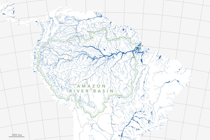 Streams and #rivers don't just carry #water. They also transport carbon dioxide, methane, and other gases. https://t.co/SNd4rUQOB7 https://t.co/CPrPfJxf4f #NASA #climate #carbon