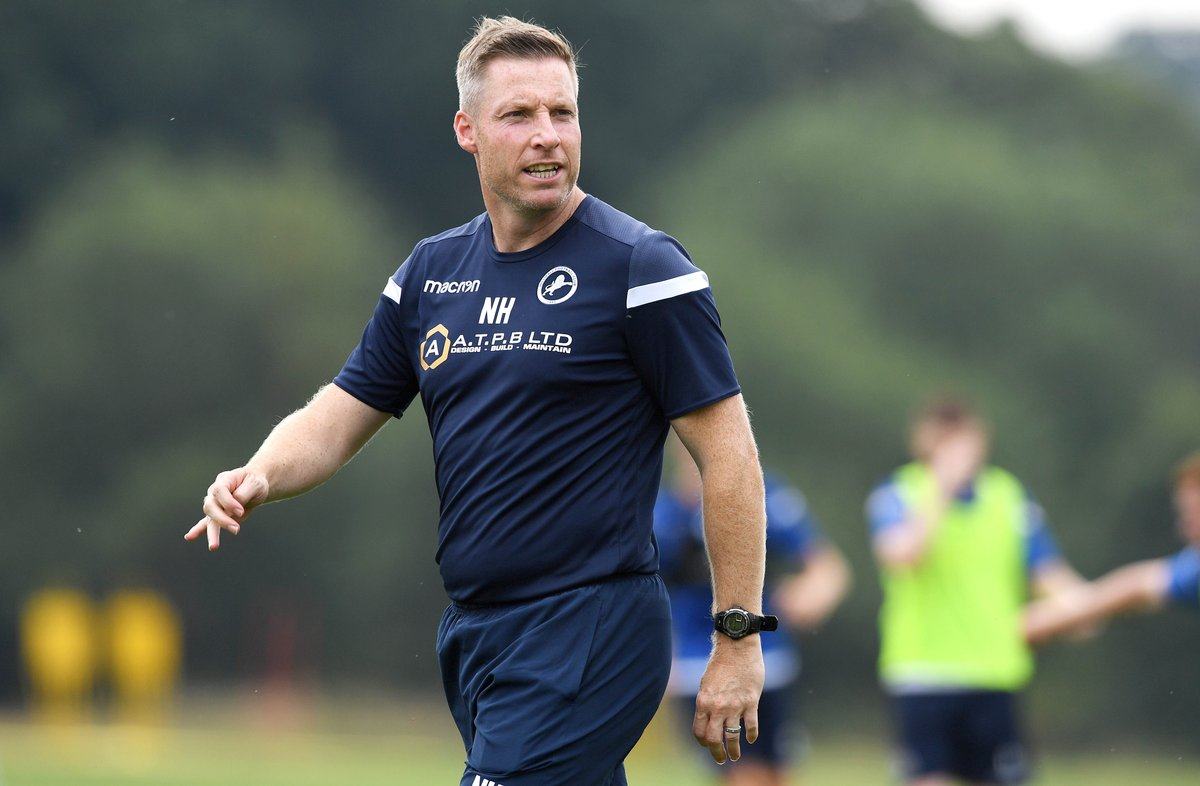 🗣 #Millwall boss Neil Harris looks back at an excellent week in Portugal and previews Saturdays trip to @CambridgeUtdFC... ➡️ bit.ly/2mxvU8Y