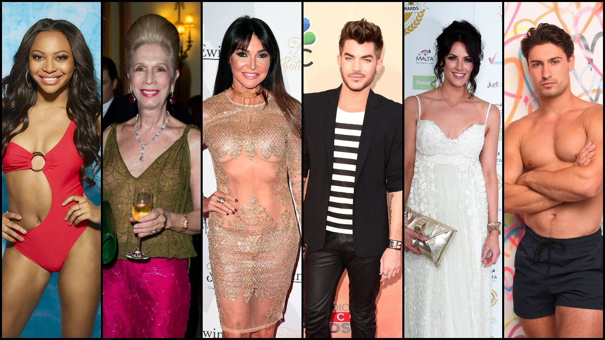 On Dans Dilemmas with Stacey Solomon this Sunday at 1pm ► Samira Mighty ► Lady Colin Campbell ► Lizzie Cundy ► Adam Lambert ► Jessica Cunningham @theprofigalfox ► Frankie Foster @danwootton   @StaceySolomon   @LadyColinCampb   @lizziecundy   @adamlambert