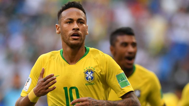 🗣 I have a contract. Most of the speculation is made by the media. Neymar has played down speculation linking him with a move to Real Madrid and insists he is staying at Paris Saint-Germain. Full story: skysports.tv/MaEDSg