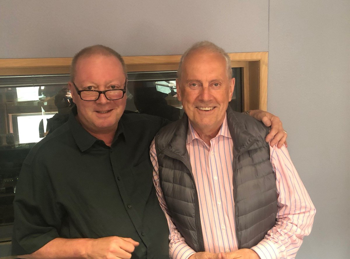 Coming up on @steveallenshow In Conversation With... @GylesB1 and Jeremy Irvine. https://t.co/L7V3x7cXdN