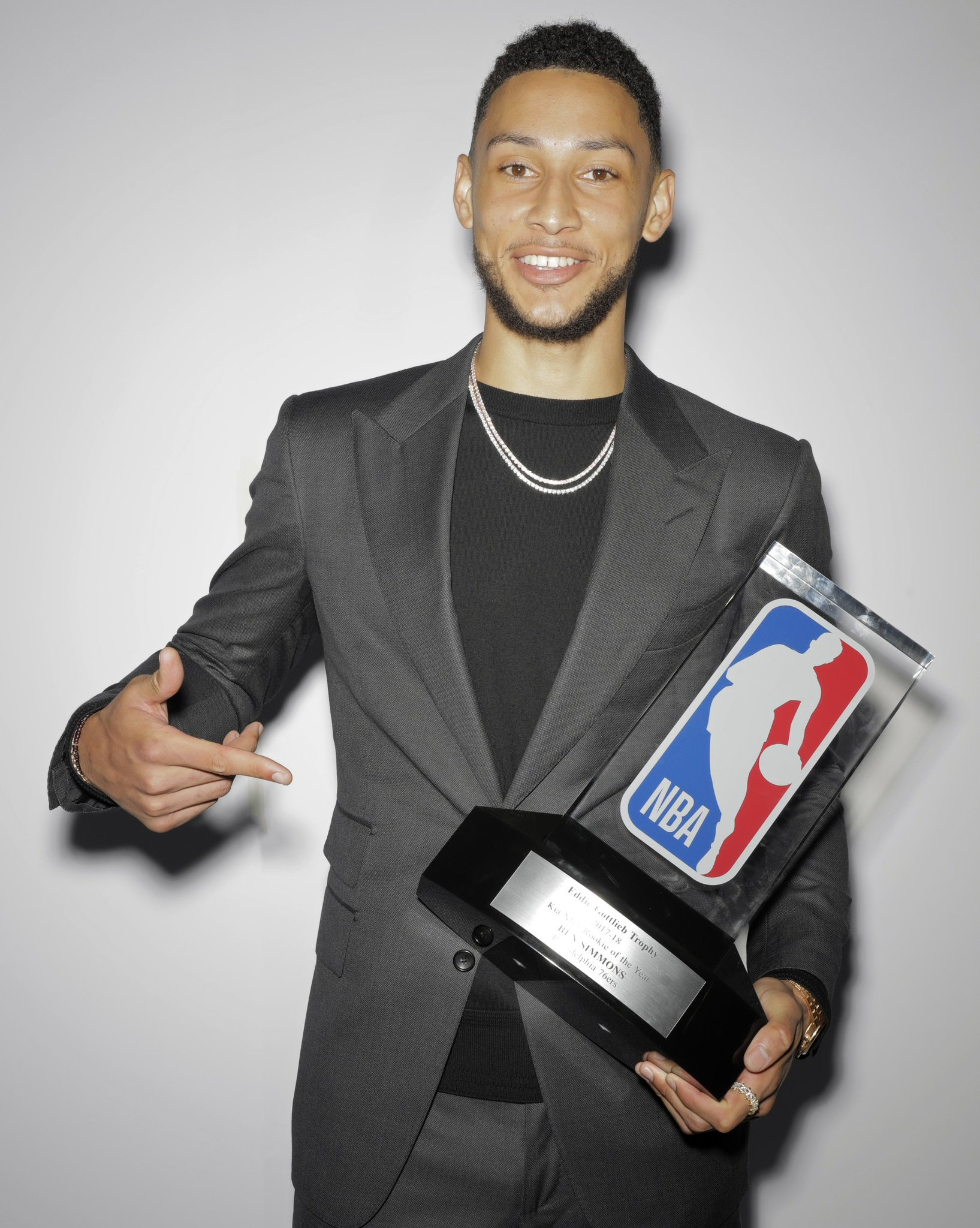 Join us in wishing @BenSimmons25 of the @sixers a HAPPY 22nd BIRTHDAY! #NBABDAY https://t.co/mpN0dVk4NG