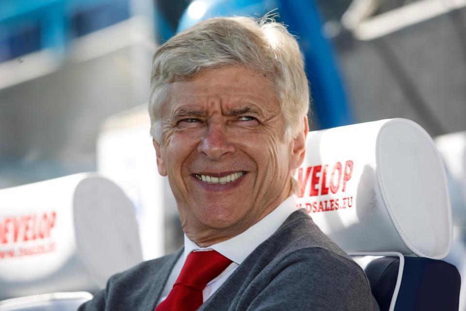 Arsene Wenger emerges as shock target for international role https://t.co/MHKdqRor8u
