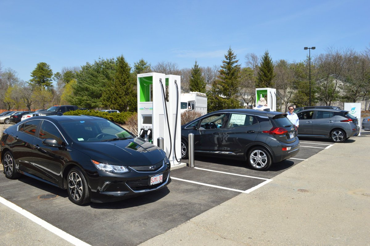 Green Car Reports >> Green Car Reports On Twitter Vw Electric Charger Network
