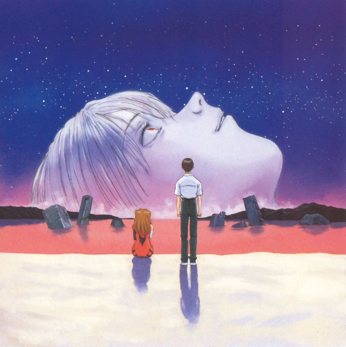 Neon Genesis Evangelion will return, for the last time, in 2020 https://t.co/T4nQm967SV