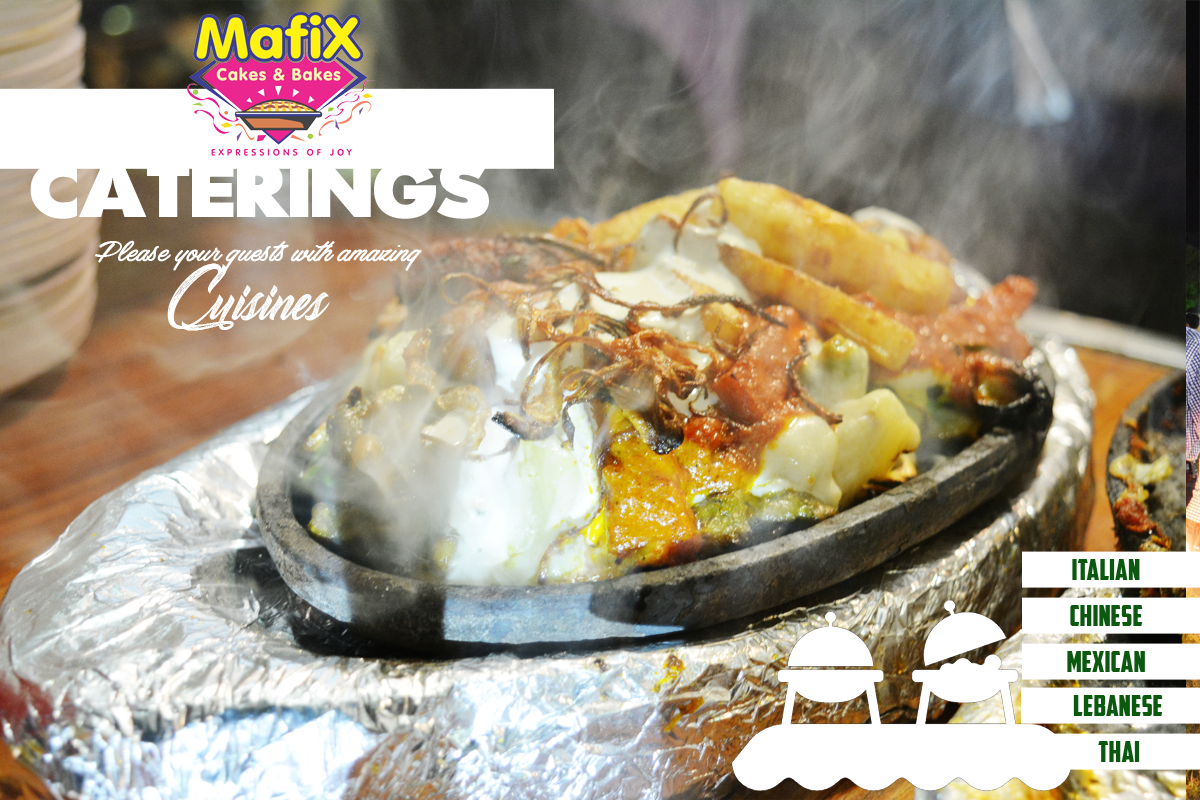 MafixCaterings hashtag on Twitter