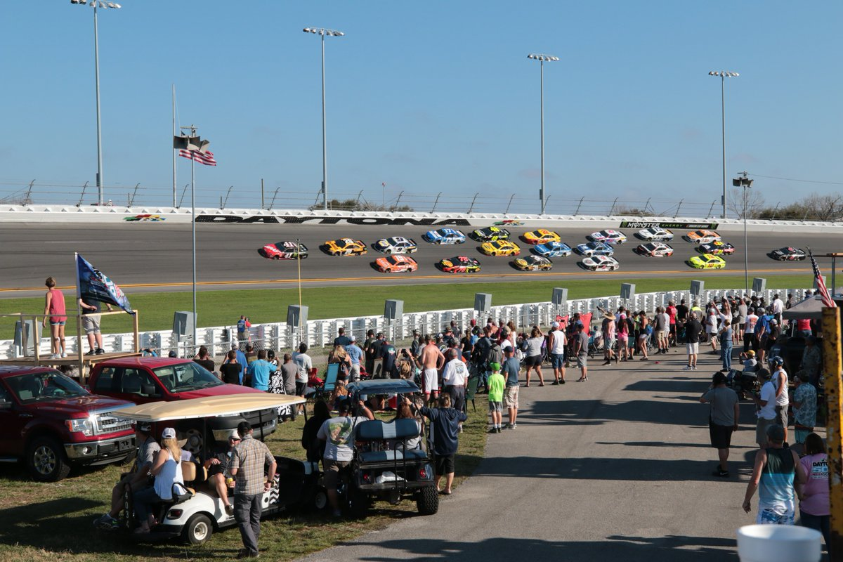 It's not to early to start planning your #Speedweeks and locking in your campsite for 2019!  ➡️: https://t.co/TWc048cql0