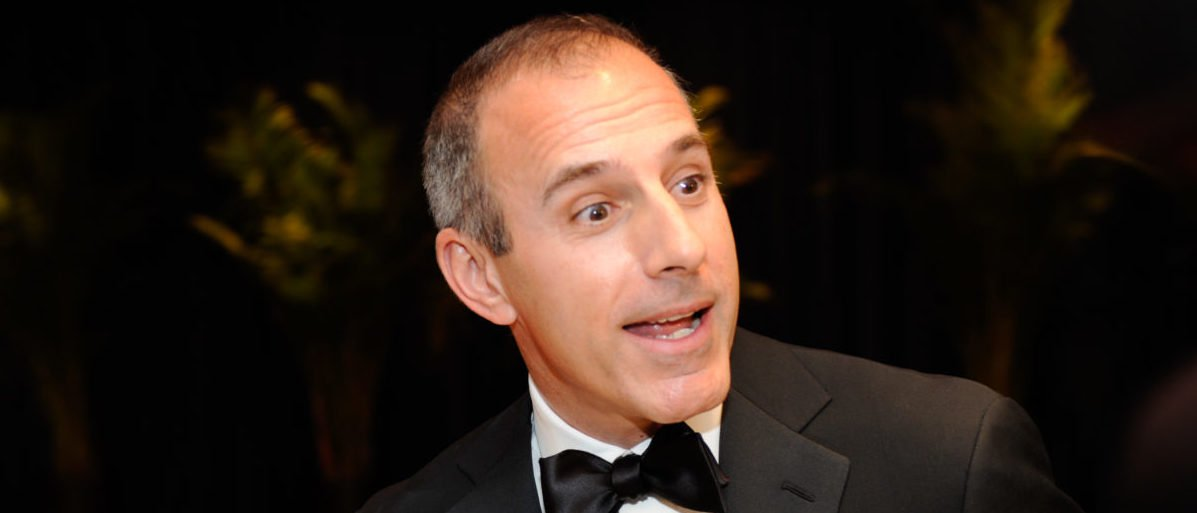 REPORT: Matt Lauer Is 'Furious' He Has To Pay His Soon-To-Be Ex Wife $25 Million https://t.co/fW4xvKTNjK https://t.co/Jjkx0vSKCo