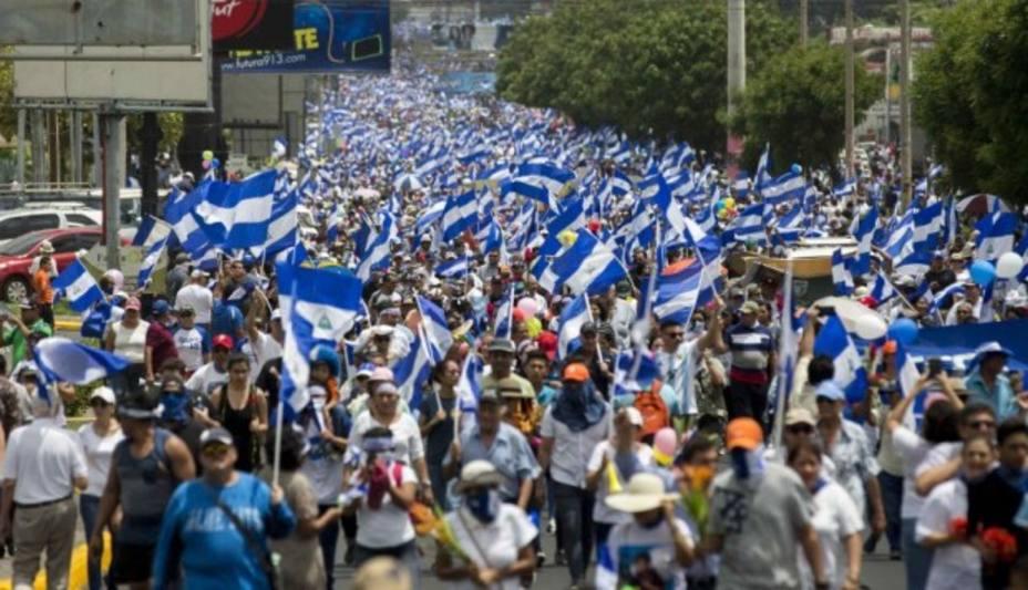 Descubra cuáles son las seis claves para saber por qué Nicaragua puede ser la nueva Venezuela https://t.co/8PCQqj8mVd https://t.co/HbKqet4jYY
