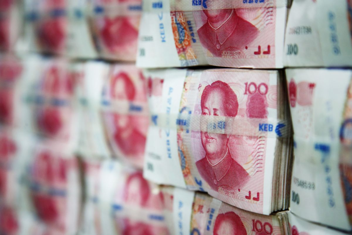 Nigeria starts auctioning yuan as it deepens ties with China bloom.bg/2Nw6ELr