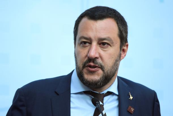 #Salvini Foto