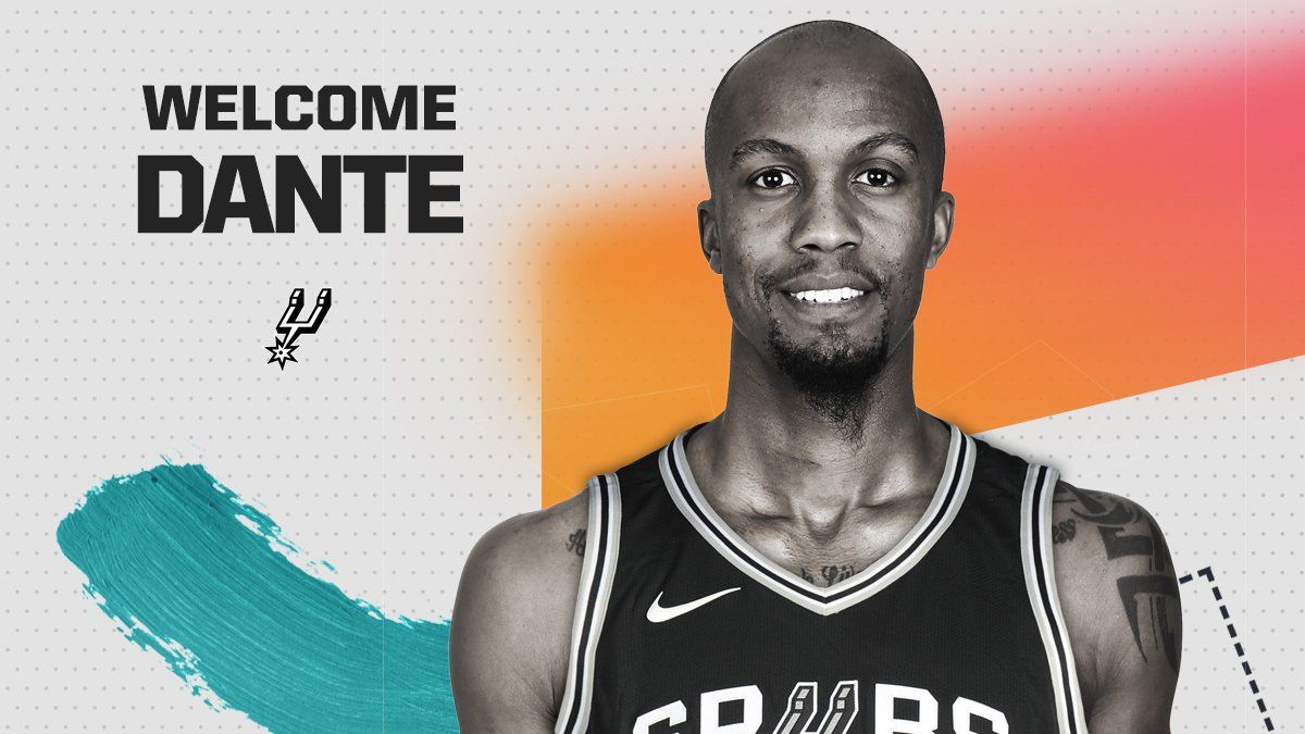 Dante Cunningham signs with the Spurs! More: gospu.rs/2LAwqhd