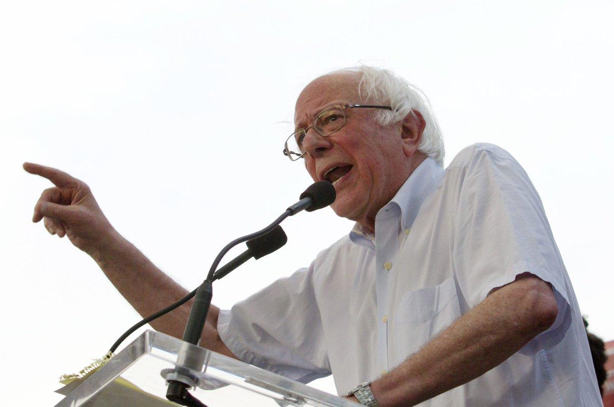 Bernie, Ocasio-Cortez rally Dems in Kansas...