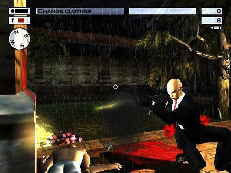 Lord Arse On Twitter Retrogaming Memory Title Hitman