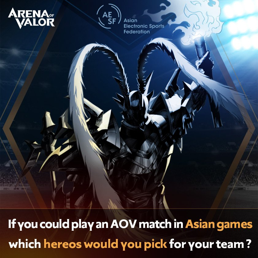 Arena Of Valor India On Twitter If You Could Play An Aov Match In