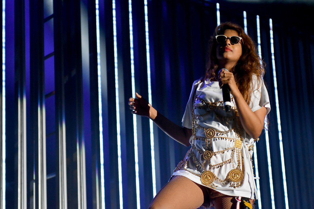 Watch the first trailer for M.I.A.'s documentary 'MATANGI / MAYA / M.I.A.' https://t.co/0ERCbigwIC