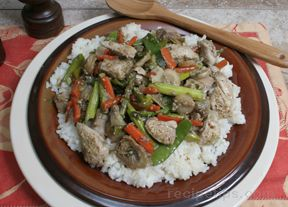 Easy Dinner Recipes - Chicken and Vegetable Stir Fry Recipe   More here : https://t.co/bku3AclpdC #Recipes https://t.co/ziFpnwuMPH