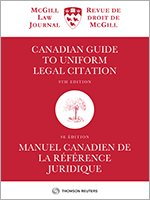 McGill Law Library on Twitter: