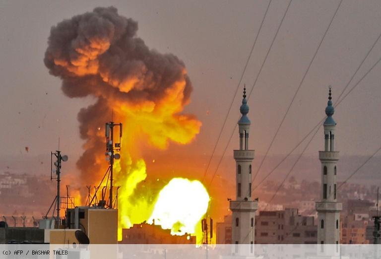 Escalade de violence à Gaza, un soldat israélien et quatre Palestinien tués https://t.co/yYKPv1Zpav