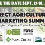 Image for the Tweet beginning: 2018 Direct Ag Marketing Summit