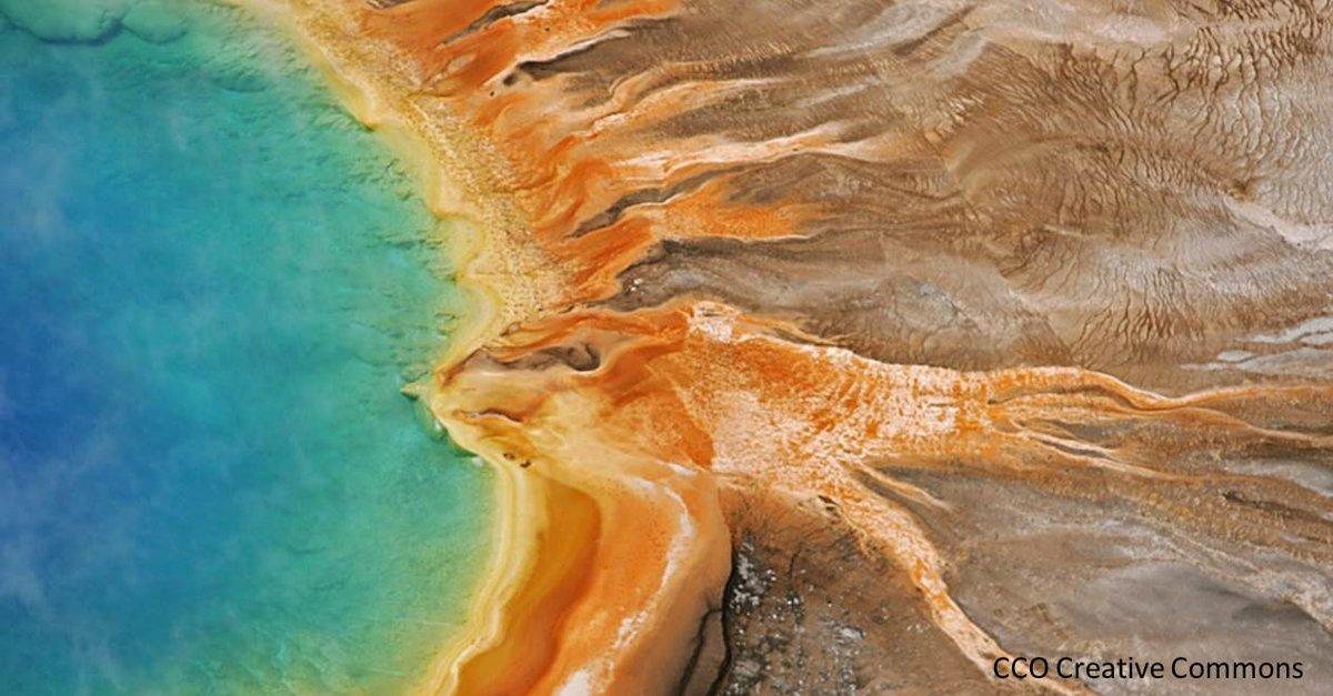 Une grande fissure est apparue près du super-volcan de #Yellowstone https://t.co/0HCZ2klMeT